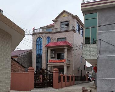 龙总AT1643三层改四层别墅施工案例图欣赏